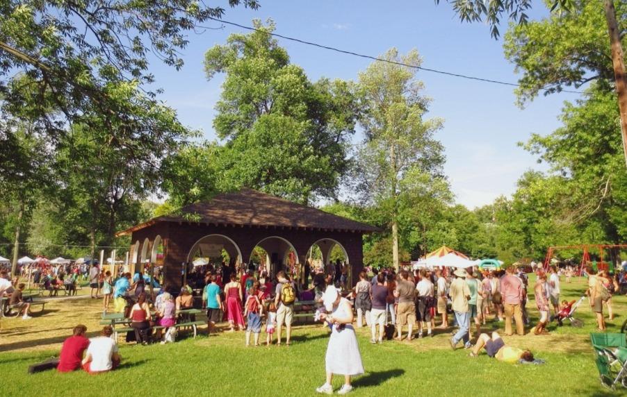 Stewart Park Festival